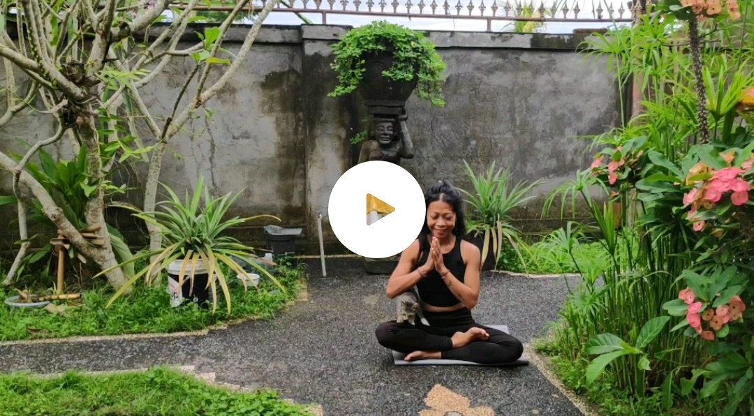 meditation with via wijaya